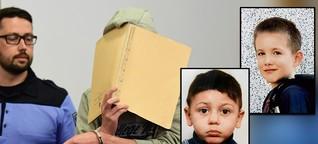 Erster Prozesstag in Potsdam | Kindermörder Silvio S. lächelte vor Gericht