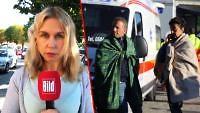 BILD in Amatrice - Die Menschen haben Angst vor Plünderungen