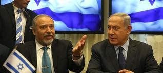 Warum Lieberman Frieden mit der Hamas schließen könnte