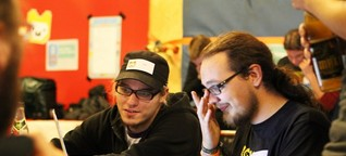 Jugend hackt: Wo Teenager mal eben CSS an einem Tag lernen - Golem.de