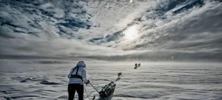 Norwegens Schneewüste: Immer weiter ins weiße Nichts - SPIEGEL ONLINE
