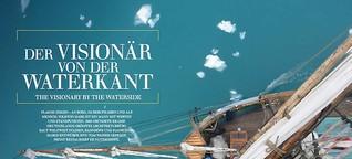 Architekt Volkwin Marg: Der Visionär von der Waterkant