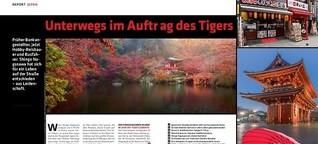 Unterwegs im Auftrag des Tigers