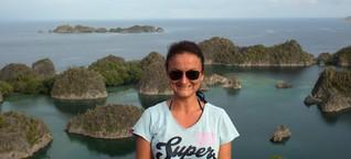 """""""Ich habe die Arbeit beim Tauchen immer dabei"""" – Interview mit Bettina Winert von Der Taucherblog und BlueLocar"""
