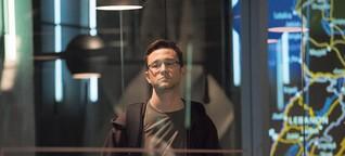 """""""Snowden"""": Der standhafte Tritt auf die Speicherkarte"""