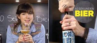 """""""60 Sekunden Bier"""": Brewdog Punk IPA ist der Punker unter den Bieren"""