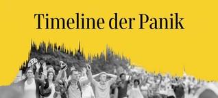 Wie aus dem Münchner Amoklauf ein Terroranschlag mit 67 Zielen wurde