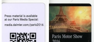 Mondial de l'Automobile 2016 in Paris: Nachlese zu Pressetagen