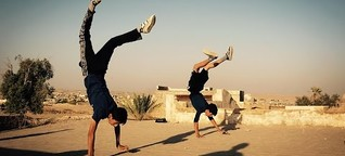 Parkour Brings Iraqis Together