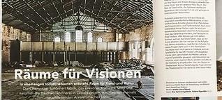 Räume für Visionen