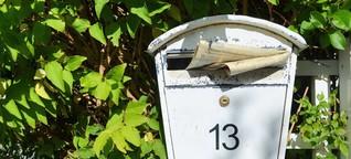 """""""Wir sind eine richtige Briefkastenfirma"""""""