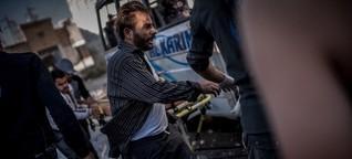 Aleppo 2014 | Fotoreportage