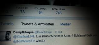 Fernsehen in Düsseldorf und im Allgemeinen