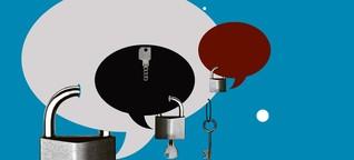 Sichere Messenger - Mobil sicher kommunizieren