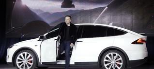 Der Mann für Visionen, aber nicht für Details: Elon Musk