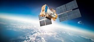 Satelliten orten künftig zentimetergenau