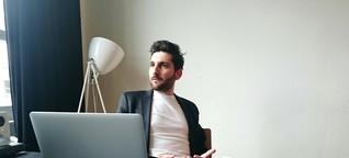 Unternehmensberatung: Originelle Lösungen? Fragt mich!
