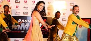 Bunt, schrill und hart umkämpft - Auf dem Weg zum Star in Bollywood