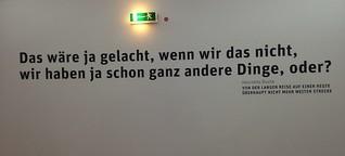Uraufführung von Henriette Dushe am Theater Essen