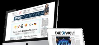 Web-Tipp: Literatur im Internet - WELT