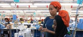 Äthiopiens Textilbranche - das Bangladesch Afrikas?