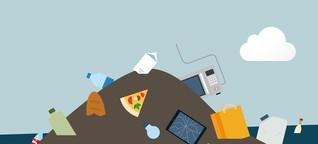 25 einfache Tipps zur Müllvermeidung