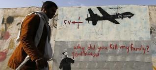 """Zivile Opfer im Drohnenkrieg: """"Wir fühlen uns alleingelassen"""""""