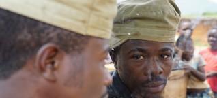 """Kindersoldat im Kongo: """"Ich war innerlich gestorben"""""""