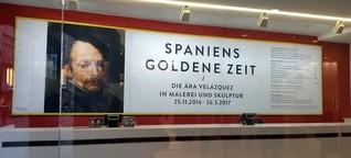 Spanische Malerei - Ausstellung in der Kunsthalle der Hypo-Kulturstiftung Muenchen