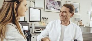Arztwechsel: Wenn chronisch kranke Kinder groß werden