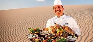 Dubai: Kochen ohne Alkohol. Von der Lizenz zum kriminellen Trinken