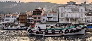 Istanbul: Prinzeninseln. Atatürks Raki-Refugium