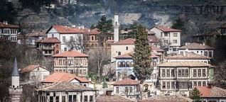 Safranbolu: Garten des Topkapi-Palasts