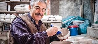 Türkische Keramikkunst: Der verrückte Picasso von Kütahya
