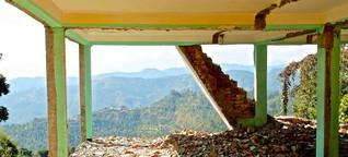 Nepal - Leben nach dem Erdbeben