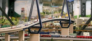Behind the scenes at one of the world's largest model railways, The Travel Show - BBC World News