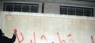 Syrien: Wie ein Graffiti zum Krieg führte