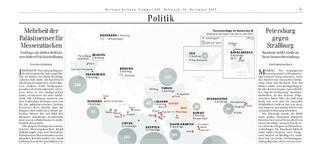 Die Karte des IS-Terrors