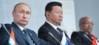Russische Banken und China: Im Schulterschluss mit dem Drachen