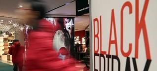 """""""Black Friday"""": Importierter Kaufrausch"""