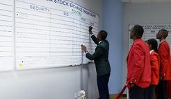 Ruanda: Kleine Börse mit großen Plänen