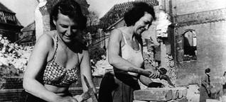 Doku über Trümmerfrauen: Alles für die Heimat?