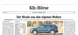 Fahrberichte: Skoda Kodiaq + Toyota C-HR