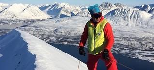 """""""Ab in die Schneehöhle auf 4.000 Metern"""" - Expeditionsarzt Dr. Ulli Steiner im Gespräch"""