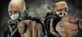 Die hoffnungslose Suche nach deutschem Nazi-Rap | VICE | Deutschland