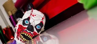 Horror-Clowns: Viele Meldungen frei erfunden