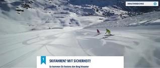 Skifahren? Mit Sicherheit!