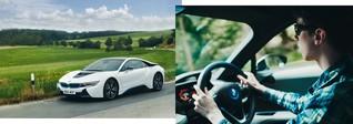 BMW Magazin: Ryan Peggs und sein BMW i8