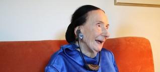 Im Interview: 100-Jährige Journalistin Ruth Geede über Krieg und Flucht