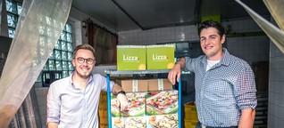 Lizza: Kommt die Superfood-Pizza bald auch in unsere Supermärkte?